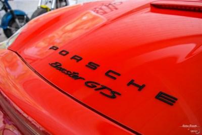 Shooting Porsche 981 Boxster GTS-2