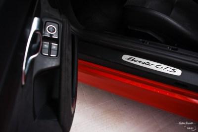 Shooting Porsche 981 Boxster GTS-23