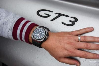 Shooting Porsche 981 Boxster GTS-55