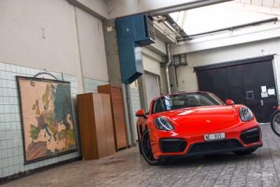 Shooting Porsche 981 Boxster GTS_modif