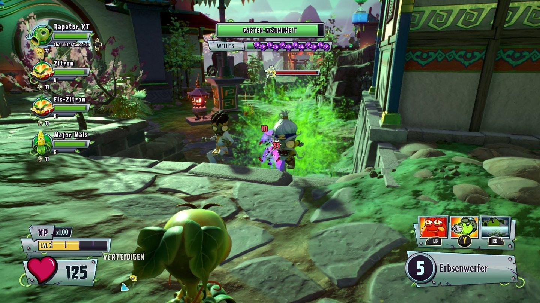 Zombie Garten Pflanzen Gegen Zombies Games Guide