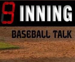 9 Inning Baseball Talk Logo