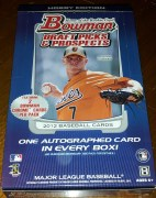 2012 Bowman Draft Picks and Prospects
