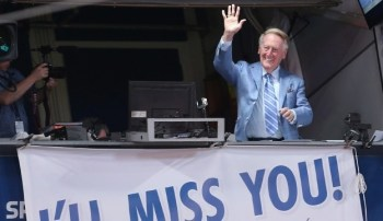 Not as much as we will miss you Vin.