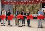 The 9ISS opening ceremony begins with the traditional ribbon cutting!