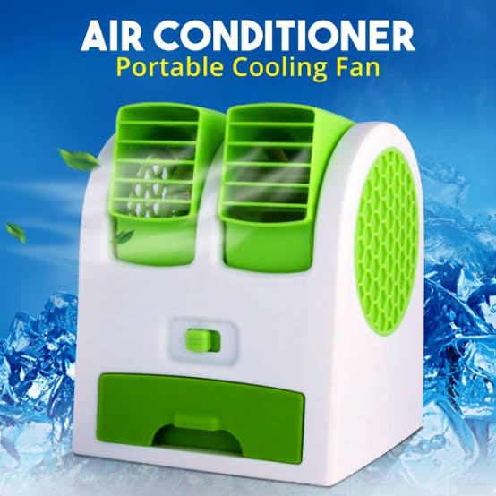 mini fan air conditional wholesale price on 9jabay
