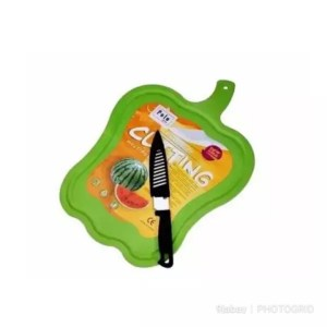 chopping board and knife at cheapest price on 9jabay
