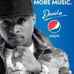Davido was signed By Pepsi as New Brand Ambassador