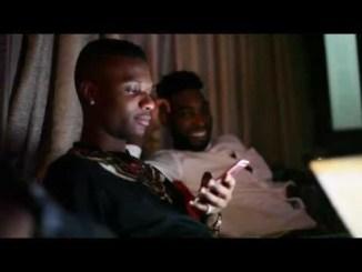 Tinie Tempah ft. Wizkid - Disturbing Nigeria Video mp4