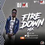 Mixtape: DJ A4 - Fire Down Mix