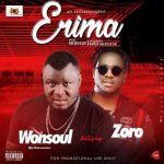MP3 : Wonsoul ft Zoro - Erima