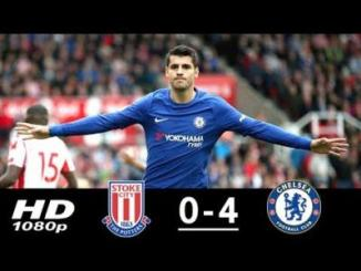 VIDEO : Stoke City vs Chelsea 0-4 All Goals & Highlights (23/09/2017)