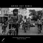 MP3 : Kwesi Arthur - Grind Day (Remix) ft. Sarkodie & Medikal