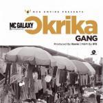 MP3 : Mc Galaxy - Okrika (freestyle)