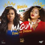 Music: Niniola - Magun (Remix) Ft Busiswa