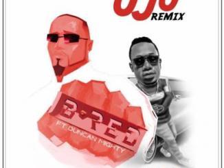 (Lyrics) B-Red x Duncan Mighty - Uju (Remix)