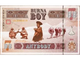 MP3: Burna Boy - Anybody