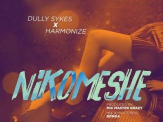 MP3: Dully Sykes Ft. Harmonize - Nikomeshe