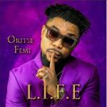 MP3: Oritse femi - Blessings