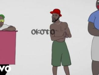 VIDEO: Broda Shaggi ft. Zlatan - Okoto (Visualizer)