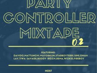 Mixtape: DJ Sound - Party controller 0.2 (afrobeat request)