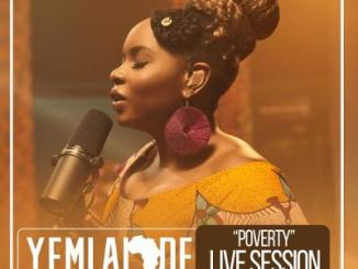 VIDEO: Yemi Alade - Poverty (Live Session)