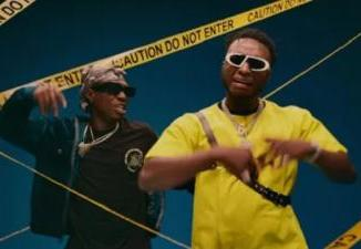 VIDEO: DJ Kaywise ft. Naira Marley, Mayorkun, Zlatan - What Type Of Dance