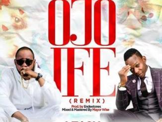J-Fash Ft. Koffi Tha Guru - Ojo Ife (Remix)