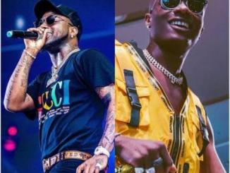 "Gobe!!! Wizkid Slams Davido On Twitter Over His New Song ""FEM"" And Issues With Burna Boy"