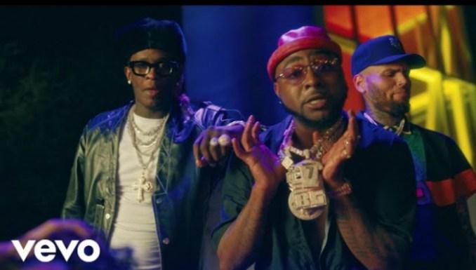 Davido ft. Chris Brown x Young Thug - 9jablazejams.com.ng