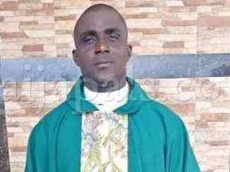 Anglican priest