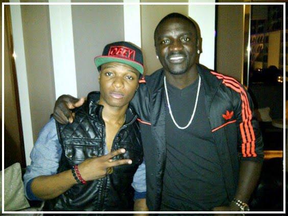 Escape – Akon ft. Wizkid