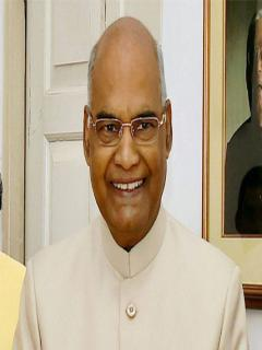 India President Ram Nath Kovind takes 30 per cen salary cut