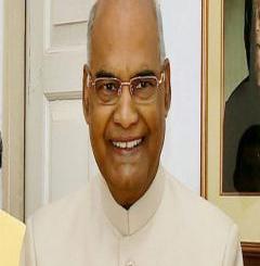 Ram Nath Kovind, india president