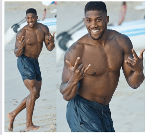 Anthony Joshua Gives Reasons Why He Doesn't Have A Girlfriend Yet