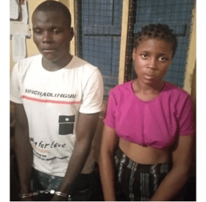 17-Year-Old Girl Arrested For Staging Her Kidnap With The Help Of Her Butcher Boyfriend