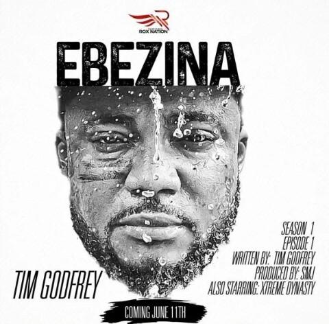 Ebezina — Tim Godfrey