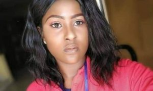 Akeredolu Appoints 26-year-old Ngozi Ugochi-Igbo Make-up As Aide Causing Uproar