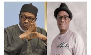 Giadom Gets President Buhari's Backing As APC Acting National Chairman