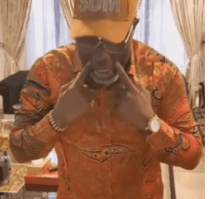 Dino Melaye Sings As He Taunts Suspended National Chairman Of APC, Adams Oshiomhole, In New Video
