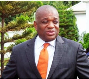 Protesters Storm National Assembly, Ask Senate President To Declare Orji Uzor Kanu's Seat Vacant