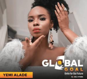 Yemi Alade To Perform Alongside Shakira, Justin Bieber At 2020 Global Goal Concert