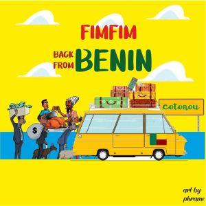 DOWNLOAD MP3: Fimfim Ft. Tee Rhyme, Phrame, Eii Yong & Bogo Blay – Back From Benin (Frontline)