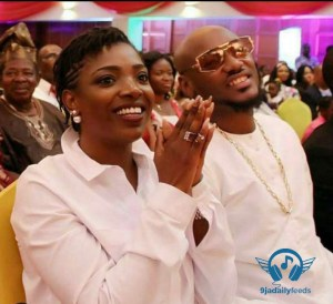 Annie Idibia Shares Adorable Video Of her husband, 2baba As He Celebrates 45th Birthday