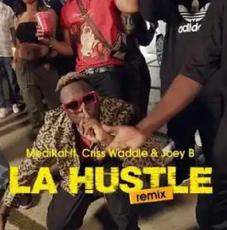 VIDEO: Medikal ft Joey B & Criss Waddle – La Hustle Remix