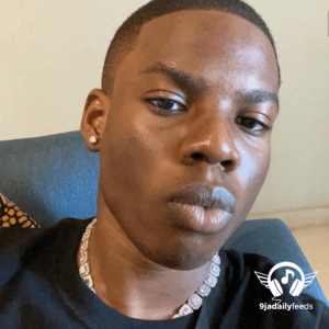 "#EndSars: ""Dreads don't mean I'm a criminal"" – Rema cuts off his dreads as he joins the protest"