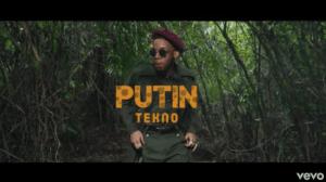 VIDEO: Tekno – PuTTin