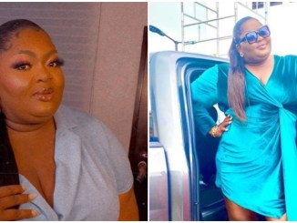 Eniola Badmus reacts to news that she was shot