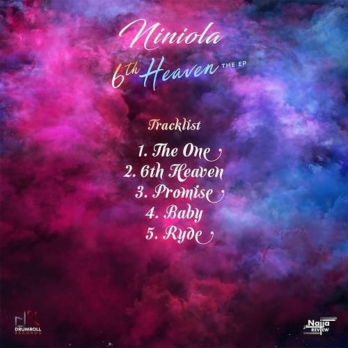 Niniola – 6th Heaven EP tracklist