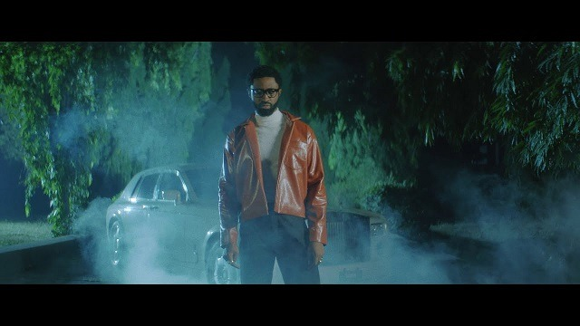 Ric Hassani – Thunder Fire You (Video)